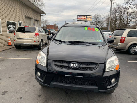 2009 Kia Sportage for sale at Roy's Auto Sales in Harrisburg PA
