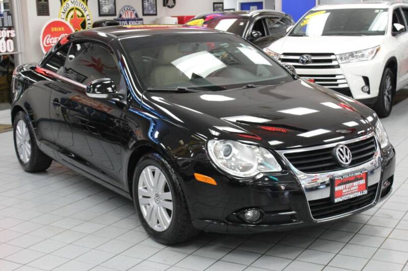 2008 Volkswagen Eos for sale at Windy City Motors in Chicago IL