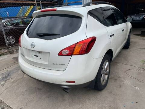 2009 Nissan Murano for sale at JacksonvilleMotorMall.com in Jacksonville FL