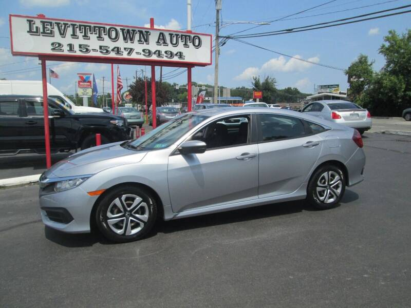 2016 Honda Civic for sale at Levittown Auto in Levittown PA