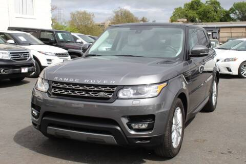 2014 Land Rover Range Rover Sport for sale at Mag Motor Company in Walnut Creek CA