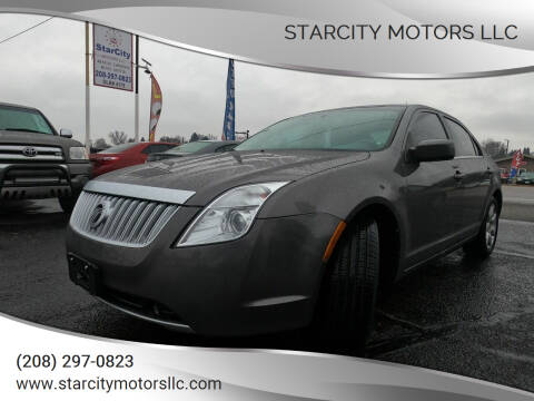 2010 Mercury Milan for sale at StarCity Motors LLC in Garden City ID