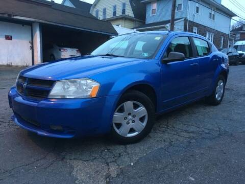 2008 Dodge Avenger for sale at Keystone Auto Center LLC in Allentown PA