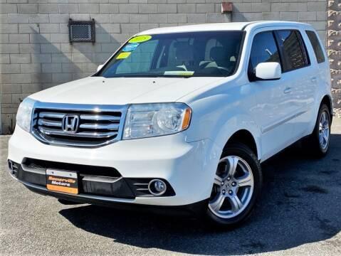 2015 Honda Pilot for sale at Somerville Motors in Somerville MA
