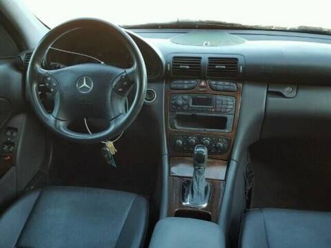 2003 Mercedes-Benz C-Class for sale at JacksonvilleMotorMall.com in Jacksonville FL