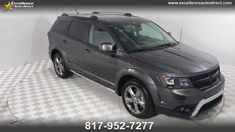 2018 Dodge Journey for sale at Excellence Auto Direct in Euless TX