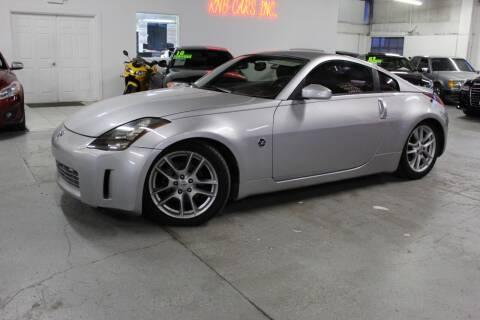 2003 Nissan 350Z for sale at R n B Cars Inc. in Denver CO