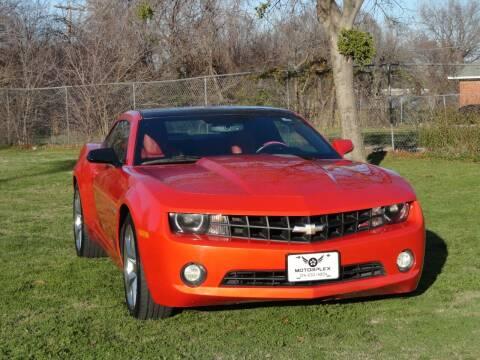 2012 Chevrolet Camaro for sale at Vamos-Motorplex in Lewisville TX