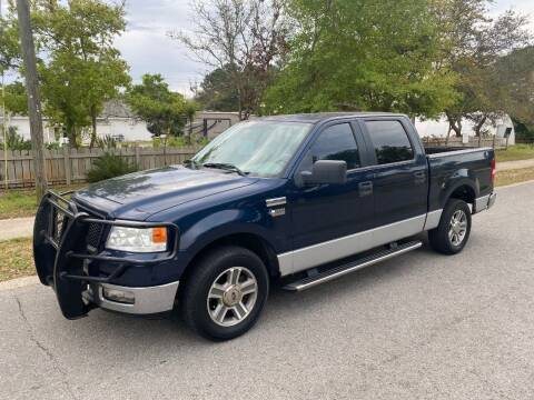 2005 Ford F-150 for sale at Asap Motors Inc in Fort Walton Beach FL