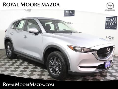 2019 Mazda CX-5 for sale at Royal Moore Custom Finance in Hillsboro OR
