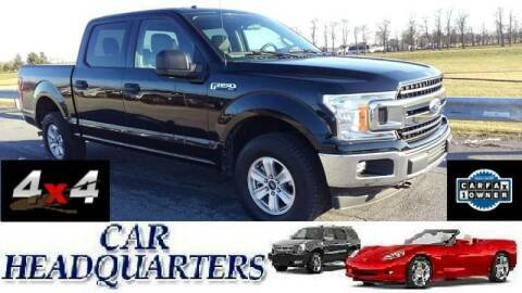 2018 Ford F-150 for sale at CAR  HEADQUARTERS in New Windsor NY