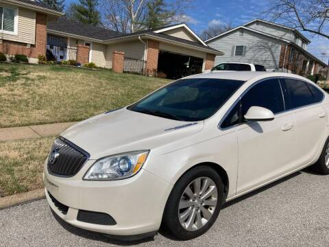 2015 Buick Verano for sale at Ace Motors in Saint Charles MO