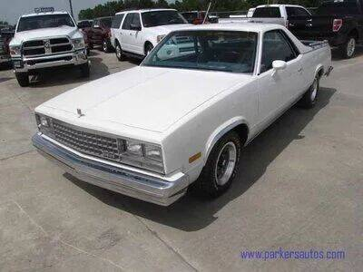 1983 GMC Caballero for sale at Parker's Used Cars in Blenheim SC