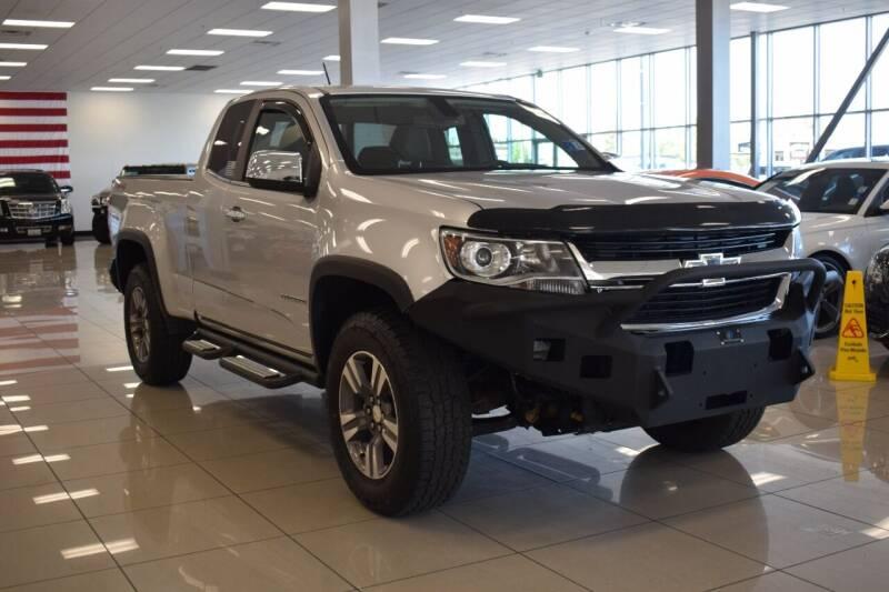 2015 Chevrolet Colorado for sale at Legend Auto in Sacramento CA