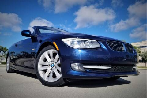 2011 BMW 3 Series for sale at Progressive Motors in Pompano Beach FL
