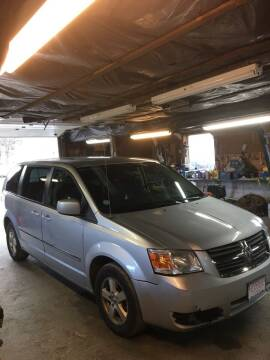 2008 Dodge Grand Caravan for sale at Lavictoire Auto Sales in West Rutland VT