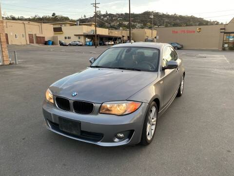 2012 BMW 1 Series for sale at Car House in San Mateo CA