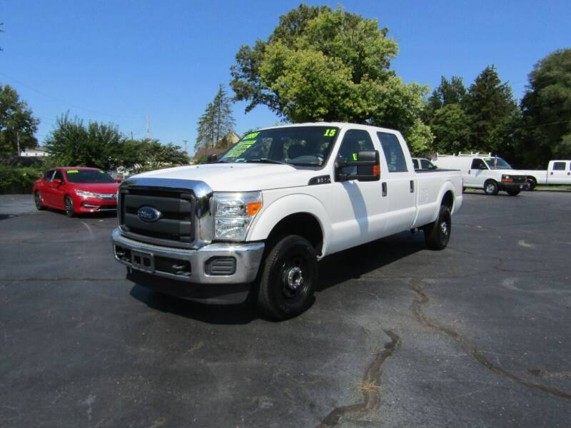 2015 Ford F-250 Super Duty for sale at Stoltz Motors in Troy OH