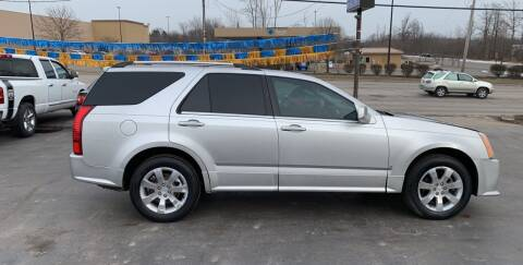 2007 Cadillac SRX for sale at Country Auto Sales in Boardman OH