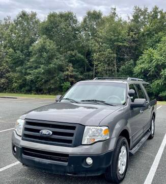 2013 Ford Expedition EL for sale at ONE NATION AUTO SALE LLC in Fredericksburg VA