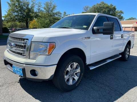2014 Ford F-150 for sale at Crown Auto Group in Falls Church VA