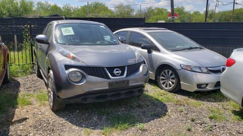 2013 Nissan JUKE for sale at C.J. AUTO SALES llc. in San Antonio TX