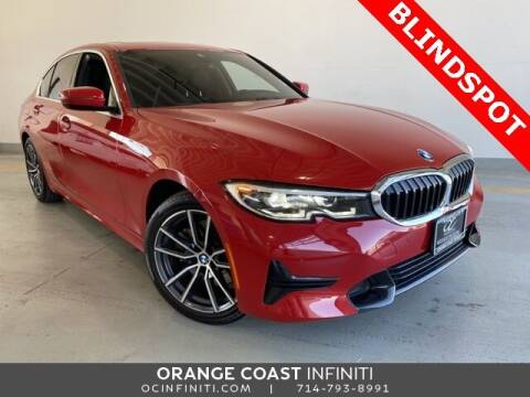 2019 BMW 3 Series for sale at ORANGE COAST CARS in Westminster CA