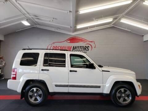 2010 Jeep Liberty for sale at Premium Motors in Villa Park IL