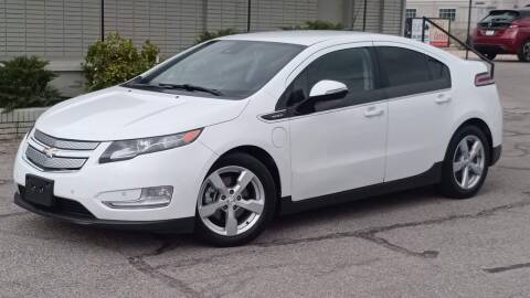 2014 Chevrolet Volt for sale at Clean Fuels Utah in Orem UT