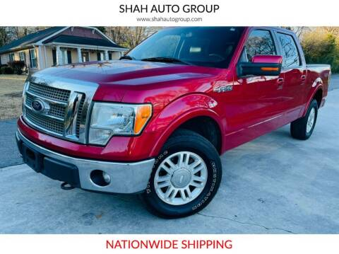 2012 Ford F-150 for sale at E-Z Auto Finance - E-Biz Auto in Marietta GA