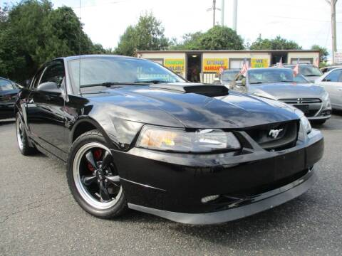 2001 Ford Mustang for sale at Unlimited Auto Sales Inc. in Mount Sinai NY