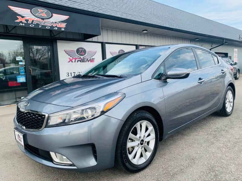 2017 Kia Forte for sale at Xtreme Motors Inc. in Indianapolis IN