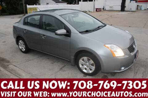 2009 Nissan Sentra for sale at Your Choice Autos in Posen IL