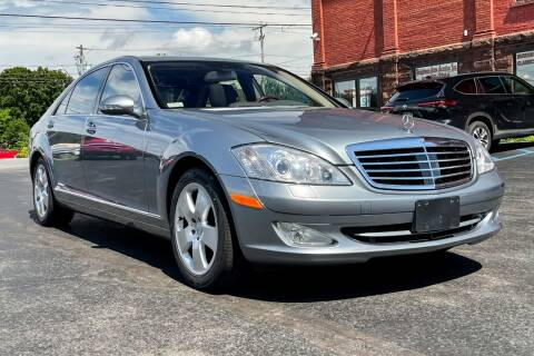 2007 Mercedes-Benz S-Class for sale at Knighton's Auto Services INC in Albany NY