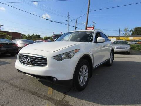 2011 Infiniti FX35 for sale at A & A IMPORTS OF TN in Madison TN