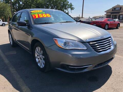 2012 Chrysler 200 for sale at Low Price Auto and Truck Sales, LLC in Brooks OR