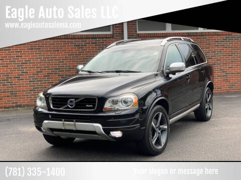 2013 Volvo XC90 for sale at Eagle Auto Sales LLC in Holbrook MA