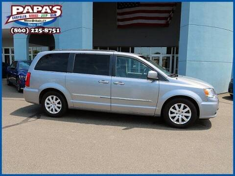2014 Chrysler Town and Country for sale at Papas Chrysler Dodge Jeep Ram in New Britain CT