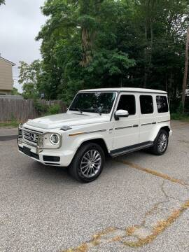 2021 Mercedes-Benz G-Class for sale at Long Island Exotics in Holbrook NY
