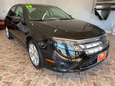 2010 Ford Fusion for sale at TOP SHELF AUTOMOTIVE in Newark NJ