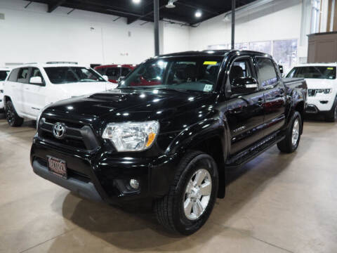 2015 Toyota Tacoma for sale at Montclair Motor Car in Montclair NJ