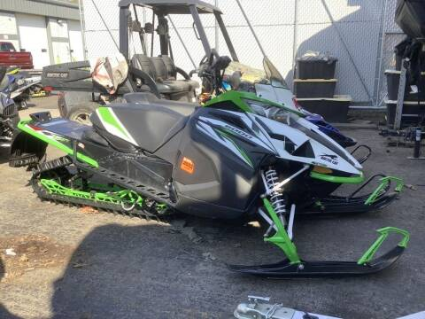 2018 Arctic Cat M 6000 SE ES 141 for sale at Road Track and Trail in Big Bend WI