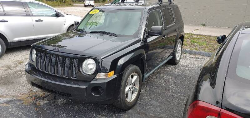 2010 Jeep Patriot for sale at Port City Cars in Muskegon MI