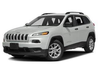 2017 Jeep Cherokee for sale at PATRIOT CHRYSLER DODGE JEEP RAM in Oakland MD