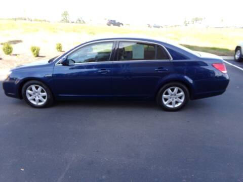 2007 Toyota Avalon for sale at West End Auto Sales LLC in Richmond VA