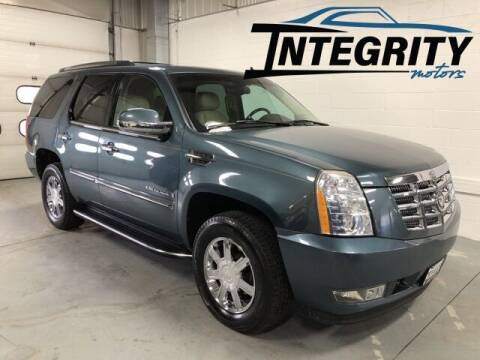 2008 Cadillac Escalade for sale at Integrity Motors, Inc. in Fond Du Lac WI