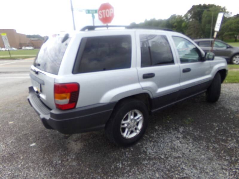 2004 Jeep Grand Cherokee for sale at English Autos in Grove City PA