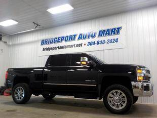 2016 Chevrolet Silverado 2500HD for sale at Bridgeport Auto Mart in Bridgeport WV