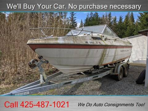 1979 Apolla Cuddy Cabin for sale at Platinum Autos in Woodinville WA