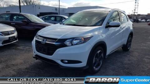 2018 Honda HR-V for sale at Baron Super Center in Patchogue NY